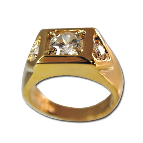 Zirconia Mens Rings 108