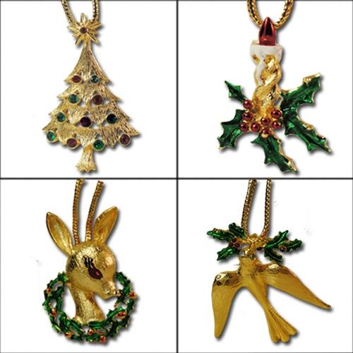 HaAssorted Christmas Ornaments