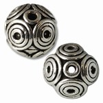 Bali Bead - Sterling Silver