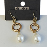 Genuine Chico's Earrings