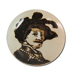 Wholesale Chistopher Columbus Portrait Cabochon
