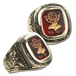 Men's High Quality Elks Rings