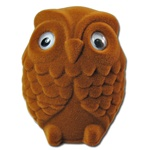 Ring,Earring, pendant Box -Owl-