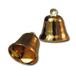 Gold Plated Bell