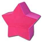 Ring / Earring Box - Star
