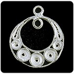 Sterling Silver Filagree