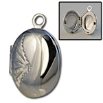 Wholesale Sterling Silver Oval Locket