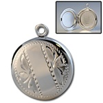 Wholesale Sterling Silver Round Locket
