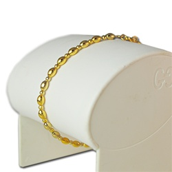 Genuine 14Kt Gold Bracelet