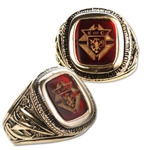Men S Knights Of Columbus Ring