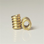 Coil gold tone finding