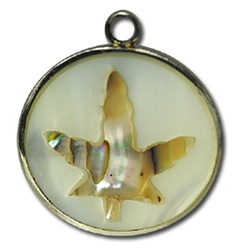 Vintage, Mother of Pearl Pendant