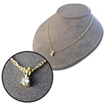 Wholesale Crystal Rhinestone Necklace