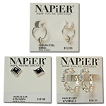 Wholesale Assorted Napier Earrings