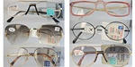 wholesale Assorted Reading Glasses Fantastic assortment of reading glasses (100 pcs minimum) Only $.50 each!