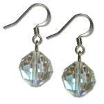 Swarovski Crystal AB Earrings