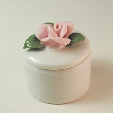 Wholesale Porcelain Trinket Box
