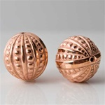 Copper Coated Beads