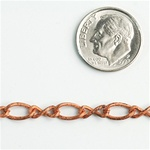 Copper Coated Chain