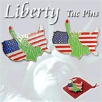 Liberty Tac Pins
