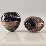 Dichroic Glass Beads