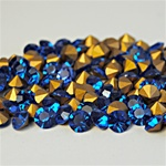 Wholesale Austrian Swarovski Crystal Art.1100 Capri Blue, 6mm, 29ss (360pcs. minimum)