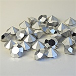 Wholesale Austrian Swarovski Crystal Art. #1100 Comet Argent Light, 11mm. (36pcs. minimum)
