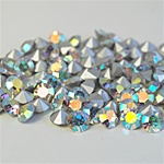 Wholesale Austrian Swarovski Crystal Art.1100 Aurore Boreale, 6mm, 29ss (360pcs. minimum)