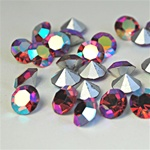 Wholesale Austrian Swarovski Crystal Art. #1100 Hyacinth Aurore Boreale, 11mm. (36pcs. minimum)