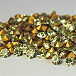 Wholesale Austrian Swarovski Crystal Art.1100 Jonquil, 6mm, 29ss (360pcs. minimum)