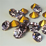 Wholesale Austrian Swarovski Crystal Art. #1100 Lt. Amethyst, 11mm. (36pcs. minimum)