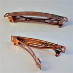 Wholesale  Hair Clip, Copper Coated Hair Clip