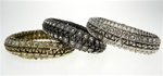 Wholesale Genuine Chico's Rhinestone Studded Bracelets