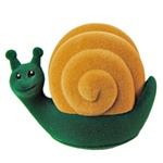 Ring,Earring, pendant Box - Snail