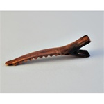Wholesale Alligator Hair Clip, Copper Coated Hair Clip
