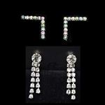 Genuine Austrian Crystal Earrings