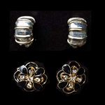Assorted Clip Earrings