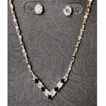 Assorted Crystal Earring and Necklace Sets