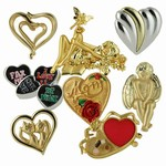 Romantic Pins